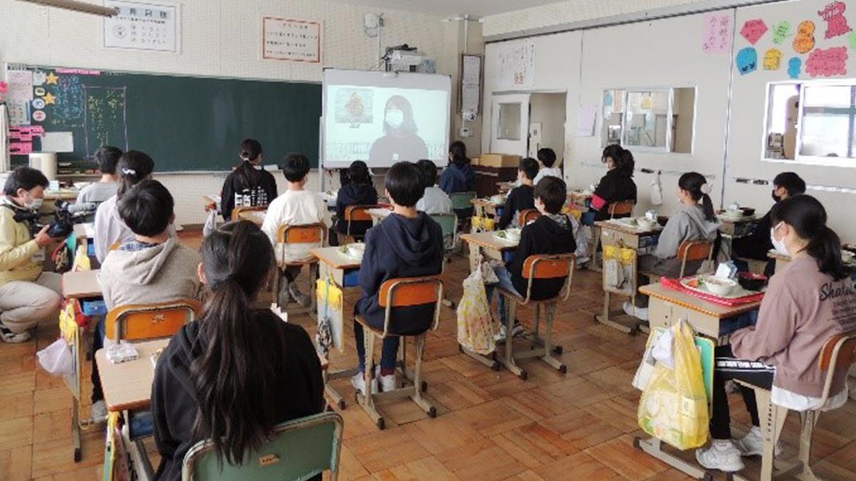 会津短大食物栄養学科・左ゼミの学生インタビューVTR
